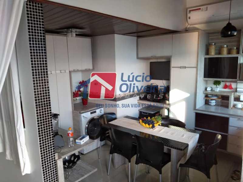 17- Cozinha - Casa 3 quartos à venda Penha Circular, Rio de Janeiro - R$ 445.000 - VPCA30160 - 18