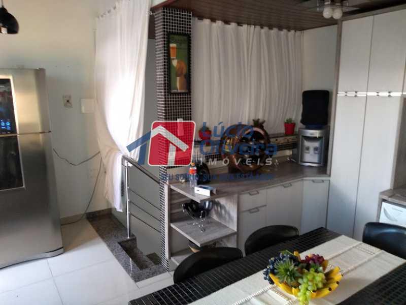18- Cozinha - Casa 3 quartos à venda Penha Circular, Rio de Janeiro - R$ 445.000 - VPCA30160 - 19