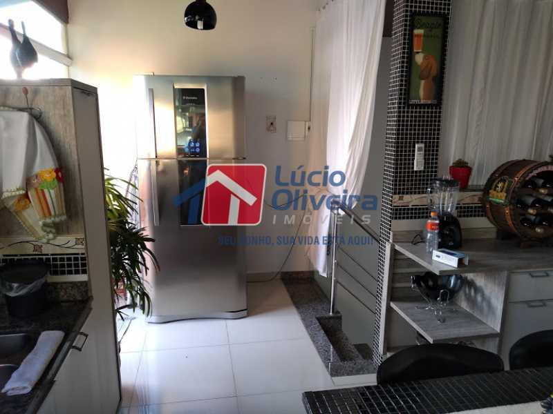 19- Cozinha - Casa 3 quartos à venda Penha Circular, Rio de Janeiro - R$ 445.000 - VPCA30160 - 20