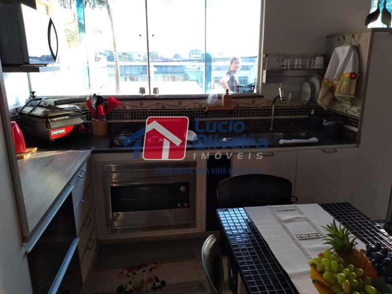 20- Cozinha - Casa 3 quartos à venda Penha Circular, Rio de Janeiro - R$ 445.000 - VPCA30160 - 21