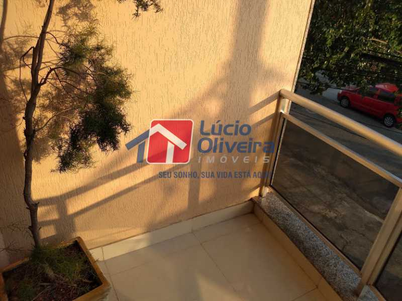 27- Varanda ]suite - Casa 3 quartos à venda Penha Circular, Rio de Janeiro - R$ 445.000 - VPCA30160 - 28