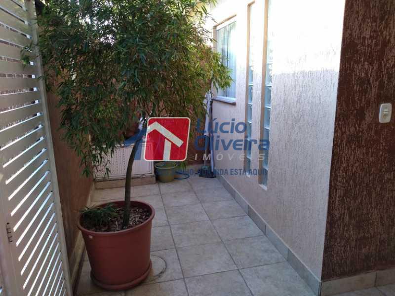 29- Quintal - Casa 3 quartos à venda Penha Circular, Rio de Janeiro - R$ 445.000 - VPCA30160 - 30