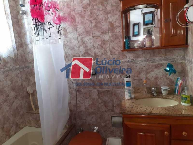 06- Banheiro - Apartamento 2 quartos à venda Penha, Rio de Janeiro - R$ 270.000 - VPAP21187 - 7