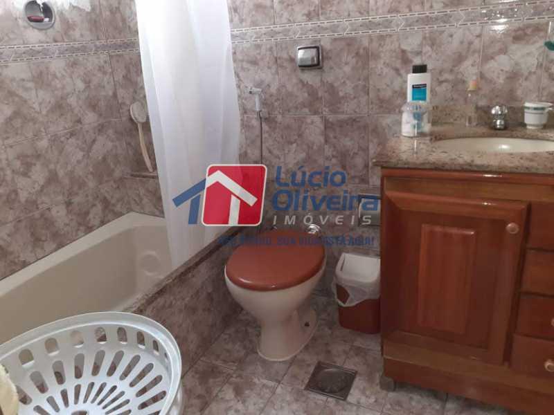 07- Banheiro - Apartamento 2 quartos à venda Penha, Rio de Janeiro - R$ 270.000 - VPAP21187 - 8