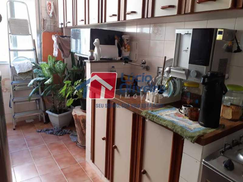 08- Cozinha - Apartamento 2 quartos à venda Penha, Rio de Janeiro - R$ 270.000 - VPAP21187 - 9