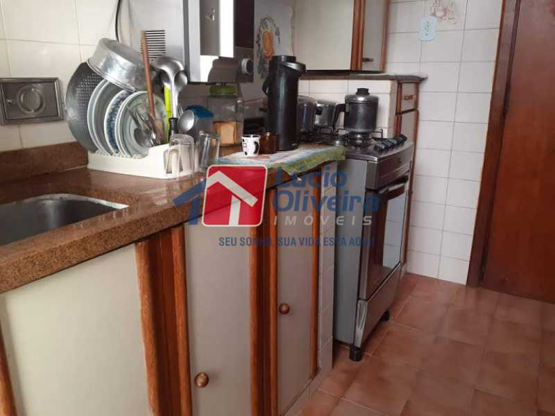 10- Cozinha - Apartamento 2 quartos à venda Penha, Rio de Janeiro - R$ 270.000 - VPAP21187 - 11