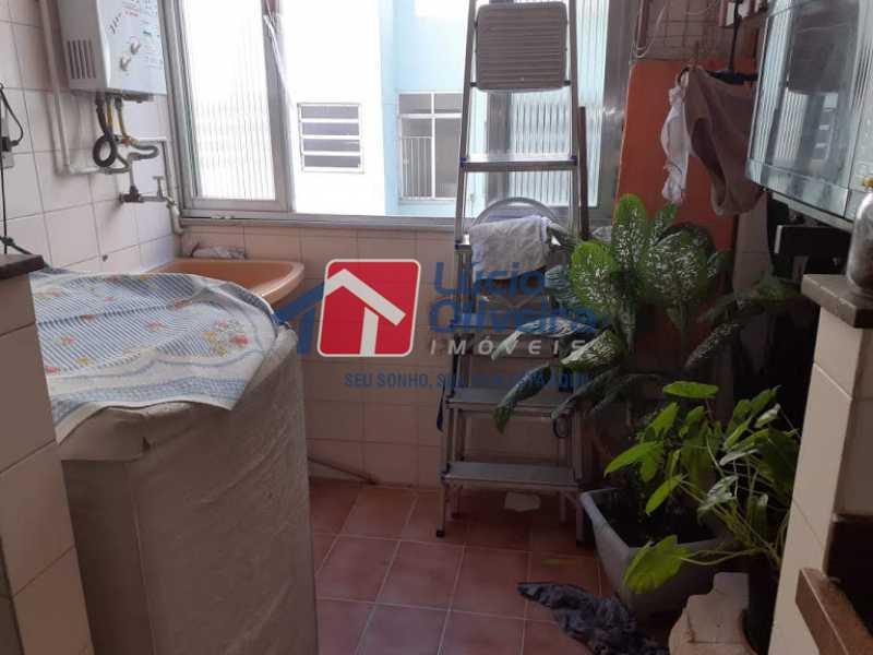 11- Area - Apartamento 2 quartos à venda Penha, Rio de Janeiro - R$ 270.000 - VPAP21187 - 12