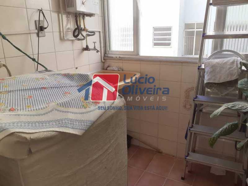 12- Area - Apartamento 2 quartos à venda Penha, Rio de Janeiro - R$ 270.000 - VPAP21187 - 13