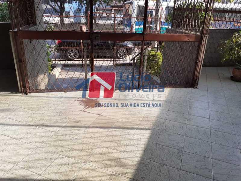 16- Entrada PRedio - Apartamento 2 quartos à venda Penha, Rio de Janeiro - R$ 270.000 - VPAP21187 - 17
