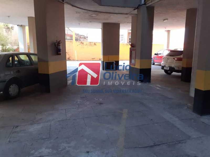 18- Garagem - Apartamento 2 quartos à venda Penha, Rio de Janeiro - R$ 270.000 - VPAP21187 - 19