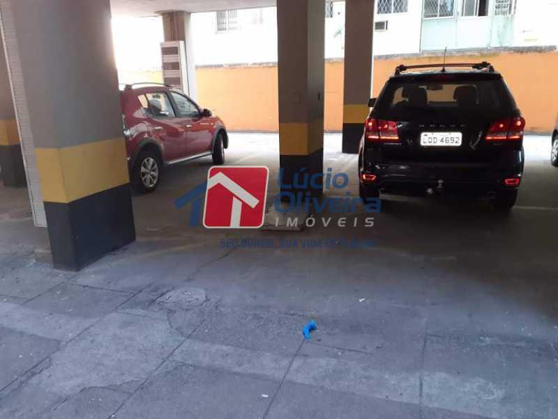 19- Garagem - Apartamento 2 quartos à venda Penha, Rio de Janeiro - R$ 270.000 - VPAP21187 - 20