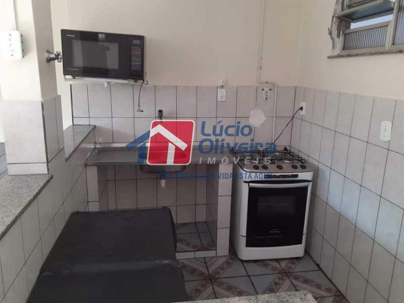 20- Cozinha Salão de festa - Apartamento 2 quartos à venda Penha, Rio de Janeiro - R$ 270.000 - VPAP21187 - 21