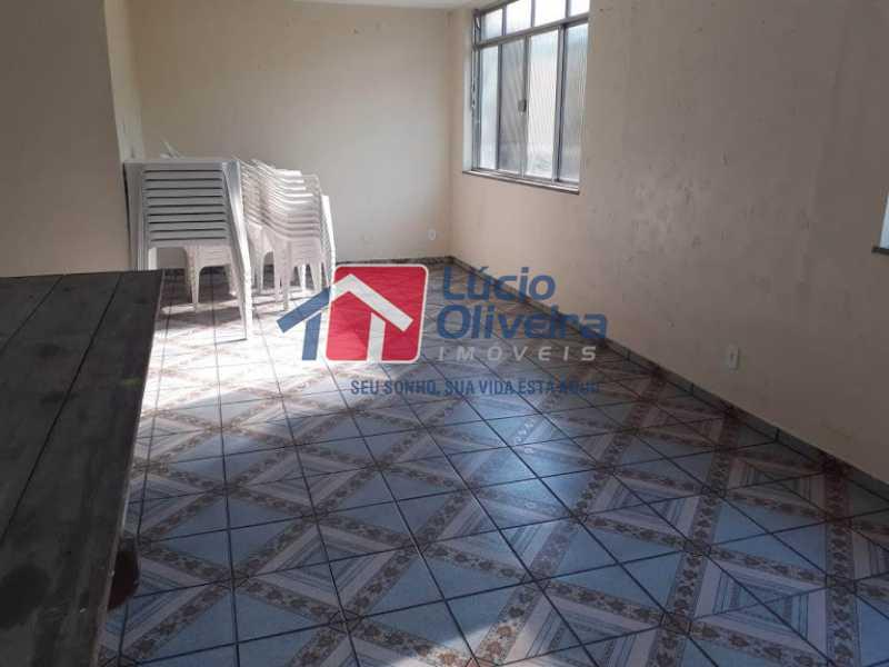 23- Salão de festa - Apartamento 2 quartos à venda Penha, Rio de Janeiro - R$ 270.000 - VPAP21187 - 24