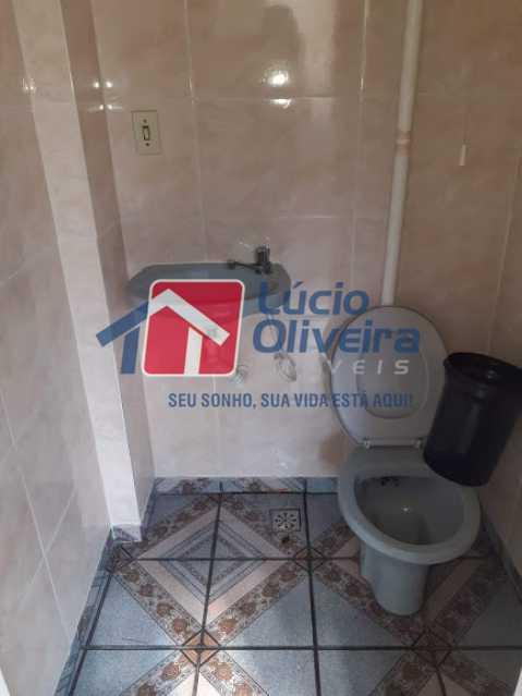 24 - Banheiro Salao de Festa - Apartamento 2 quartos à venda Penha, Rio de Janeiro - R$ 270.000 - VPAP21187 - 25
