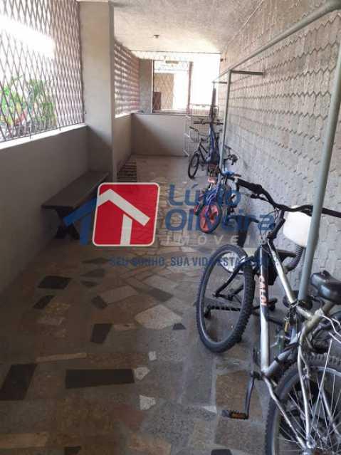 25- Bicicletario - Apartamento 2 quartos à venda Penha, Rio de Janeiro - R$ 270.000 - VPAP21187 - 26