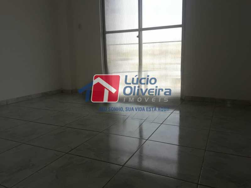 2 sala. - Apartamento Rua Honório Pimentel,Vila da Penha, Rio de Janeiro, RJ À Venda, 4 Quartos, 165m² - VPAP40016 - 3