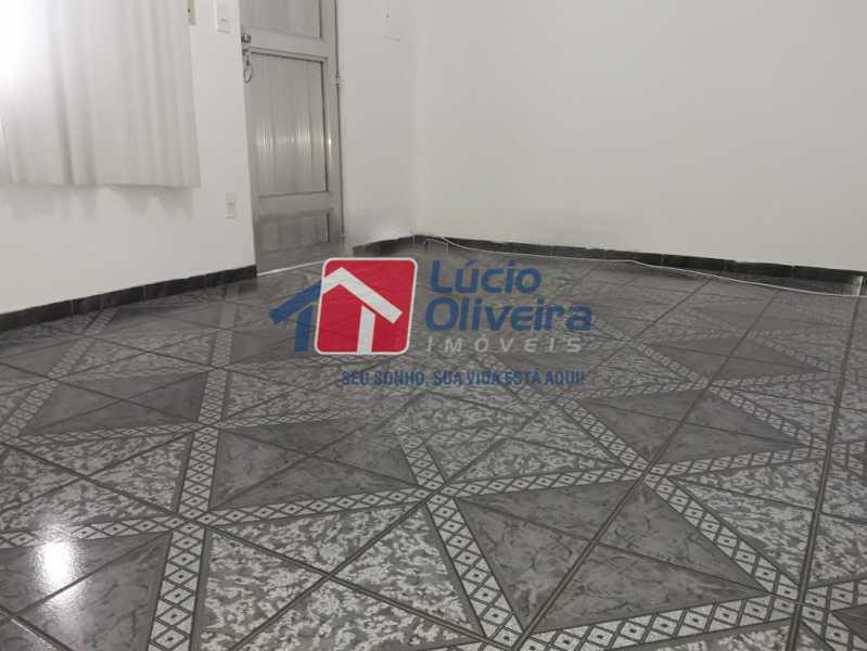 3 sala. - Apartamento Rua Honório Pimentel,Vila da Penha, Rio de Janeiro, RJ À Venda, 4 Quartos, 165m² - VPAP40016 - 4