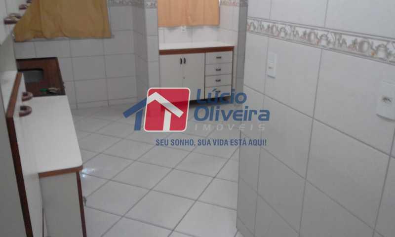 11 cozinha. - Apartamento Rua Honório Pimentel,Vila da Penha, Rio de Janeiro, RJ À Venda, 4 Quartos, 165m² - VPAP40016 - 12
