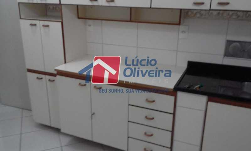 12 cozinha. - Apartamento Rua Honório Pimentel,Vila da Penha, Rio de Janeiro, RJ À Venda, 4 Quartos, 165m² - VPAP40016 - 13
