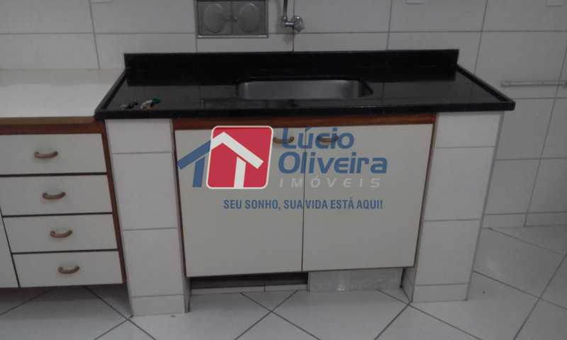 13 cozinha. - Apartamento Rua Honório Pimentel,Vila da Penha, Rio de Janeiro, RJ À Venda, 4 Quartos, 165m² - VPAP40016 - 14