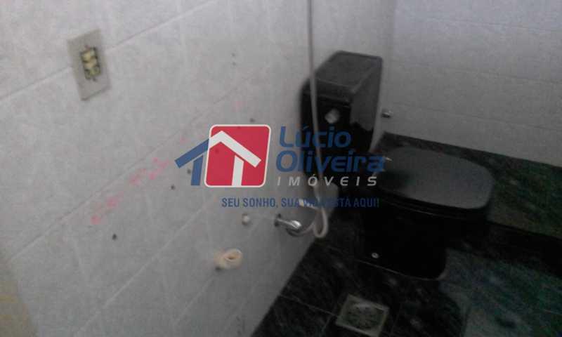 14 cozinha. - Apartamento Rua Honório Pimentel,Vila da Penha, Rio de Janeiro, RJ À Venda, 4 Quartos, 165m² - VPAP40016 - 15