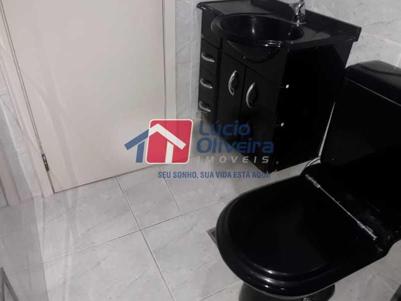 15 cozinha. - Apartamento Rua Honório Pimentel,Vila da Penha, Rio de Janeiro, RJ À Venda, 4 Quartos, 165m² - VPAP40016 - 16