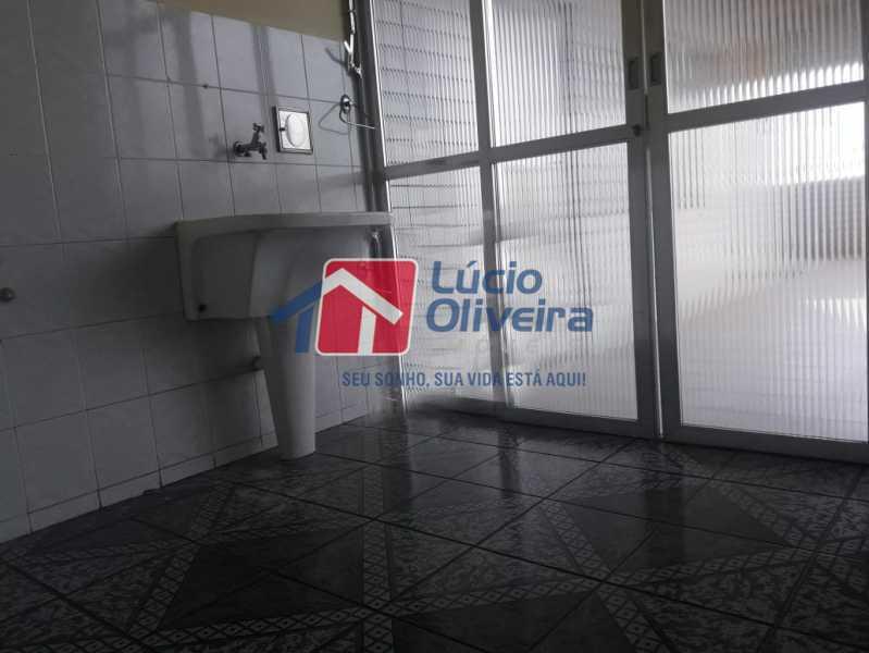16 area. - Apartamento Rua Honório Pimentel,Vila da Penha, Rio de Janeiro, RJ À Venda, 4 Quartos, 165m² - VPAP40016 - 17