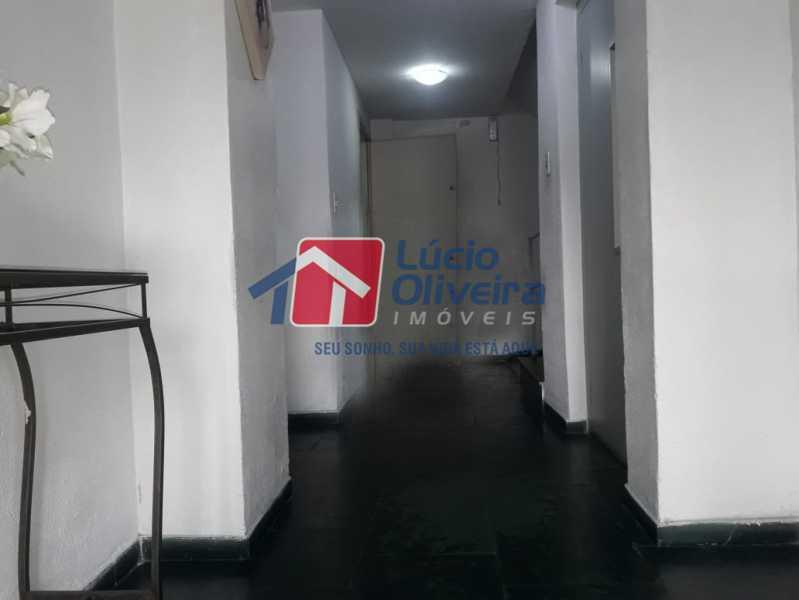 20 portaria. - Apartamento Rua Honório Pimentel,Vila da Penha, Rio de Janeiro, RJ À Venda, 4 Quartos, 165m² - VPAP40016 - 21