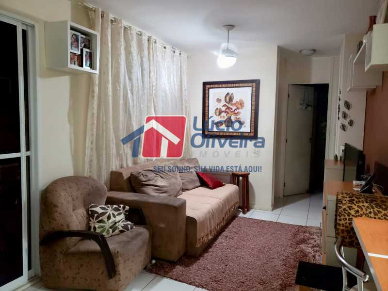 1 sala. - Apartamento À Venda - Vista Alegre - Rio de Janeiro - RJ - VPAP21188 - 1