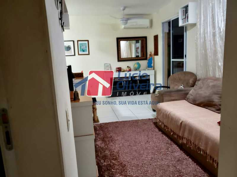 3 sala. - Apartamento À Venda - Vista Alegre - Rio de Janeiro - RJ - VPAP21188 - 3