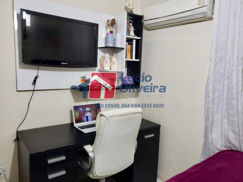 4 quarto. - Apartamento À Venda - Vista Alegre - Rio de Janeiro - RJ - VPAP21188 - 5