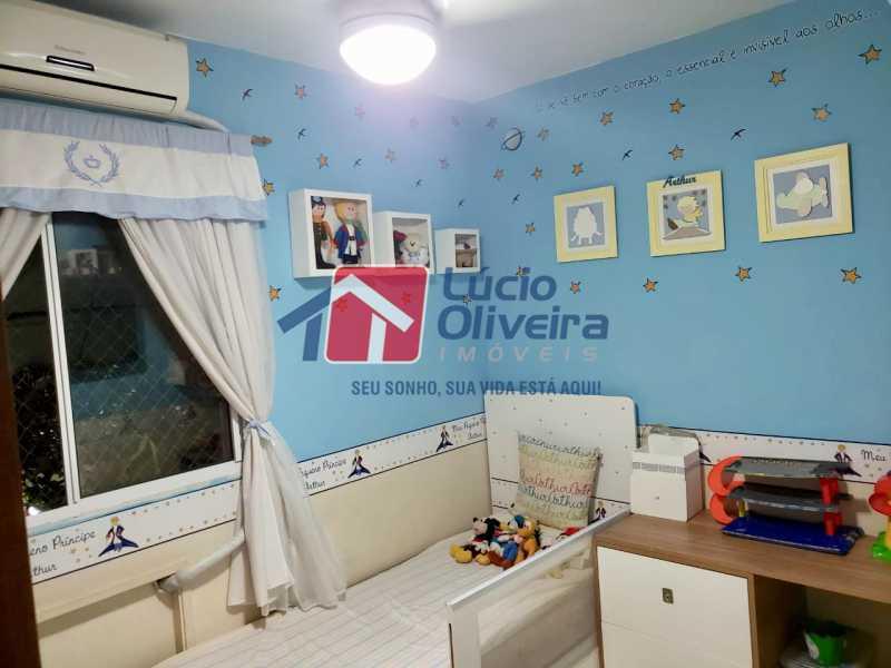 6 quarto. - Apartamento À Venda - Vista Alegre - Rio de Janeiro - RJ - VPAP21188 - 7
