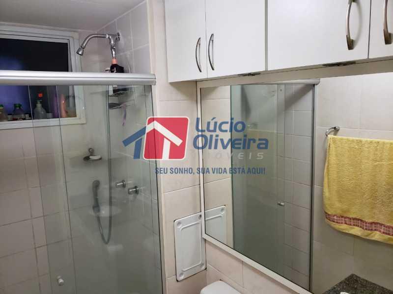 10 cozinha. - Apartamento À Venda - Vista Alegre - Rio de Janeiro - RJ - VPAP21188 - 11