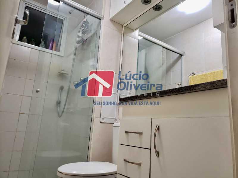 11 cozinha. - Apartamento À Venda - Vista Alegre - Rio de Janeiro - RJ - VPAP21188 - 12