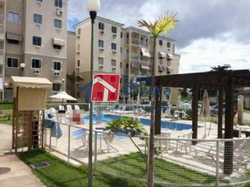 15 infraestrutura - Apartamento À Venda - Vista Alegre - Rio de Janeiro - RJ - VPAP21188 - 16