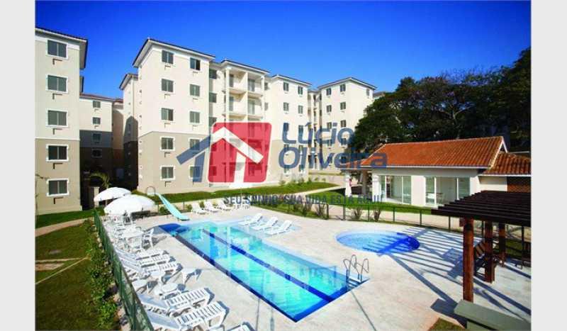 16 Piscina - Apartamento À Venda - Vista Alegre - Rio de Janeiro - RJ - VPAP21188 - 17