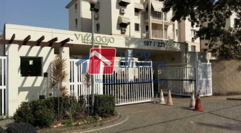 17 portaria - Apartamento À Venda - Vista Alegre - Rio de Janeiro - RJ - VPAP21188 - 18