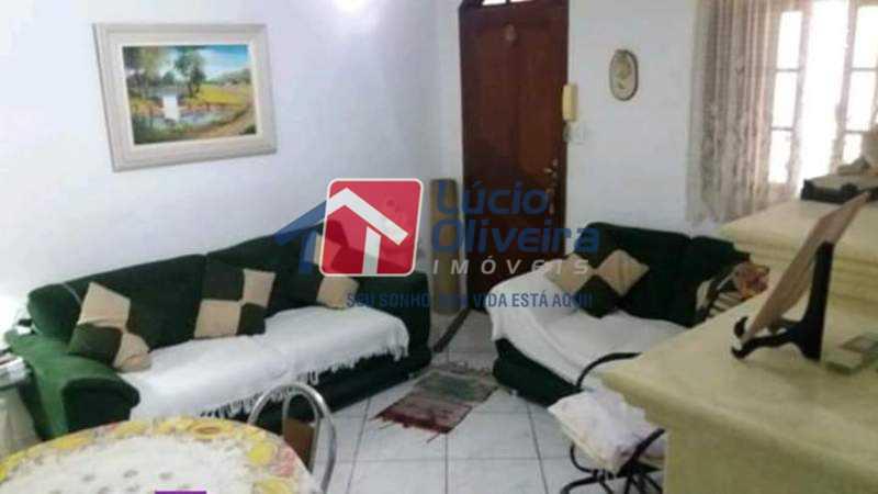 3-Sala ambientes........ - Casa em Condominio À Venda - Bento Ribeiro - Rio de Janeiro - RJ - VPCN20025 - 5