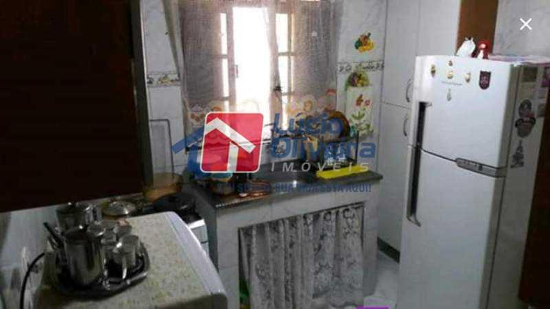 11-Cozinha....... - Casa em Condominio À Venda - Bento Ribeiro - Rio de Janeiro - RJ - VPCN20025 - 14