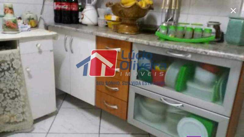 12-Cozinha.. - Casa em Condominio À Venda - Bento Ribeiro - Rio de Janeiro - RJ - VPCN20025 - 16