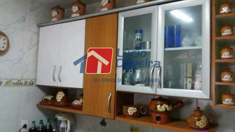 13-Cozinha - Casa em Condominio À Venda - Bento Ribeiro - Rio de Janeiro - RJ - VPCN20025 - 17