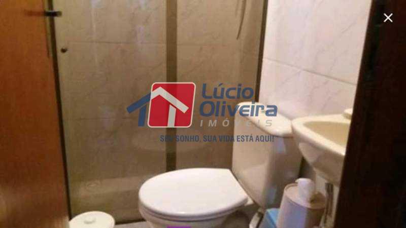 14-Banheiro social - Casa em Condominio À Venda - Bento Ribeiro - Rio de Janeiro - RJ - VPCN20025 - 18