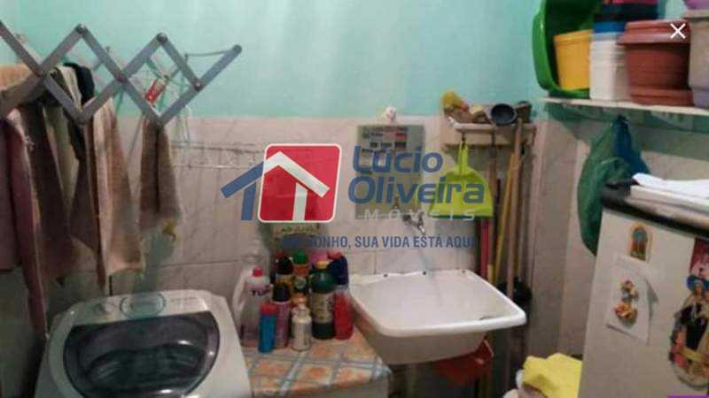 15-Lavanderia.... - Casa em Condominio À Venda - Bento Ribeiro - Rio de Janeiro - RJ - VPCN20025 - 19