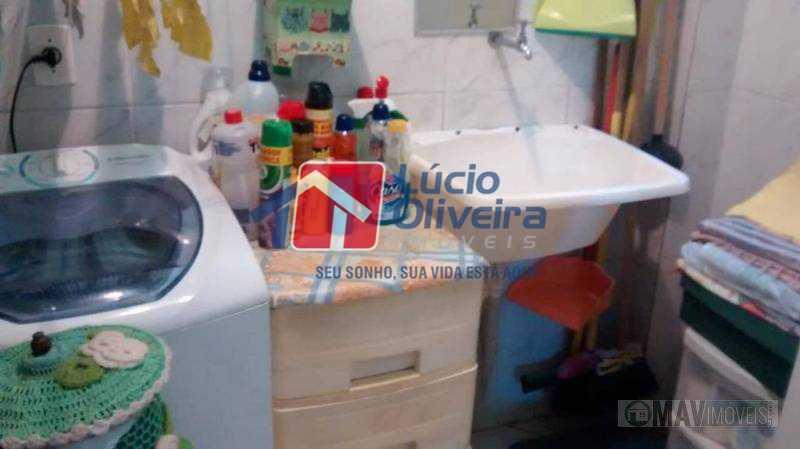 16-Lavanderia - Casa em Condominio À Venda - Bento Ribeiro - Rio de Janeiro - RJ - VPCN20025 - 20
