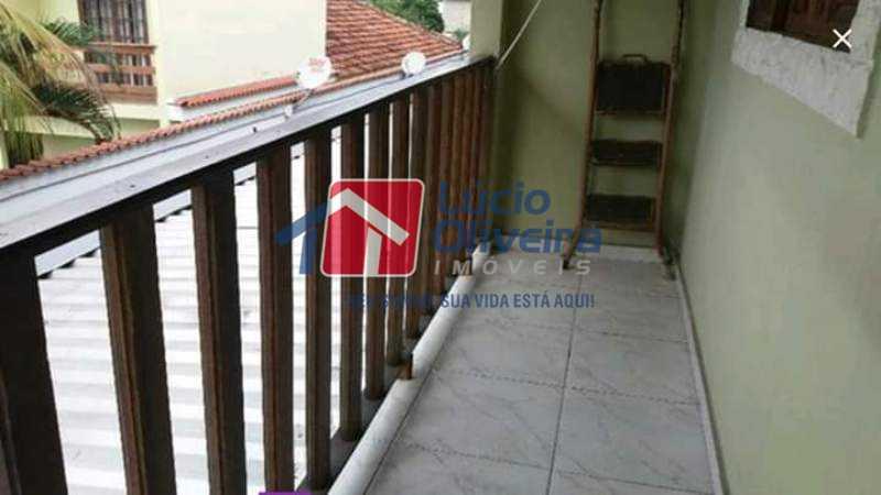 17-Varanda - Casa em Condominio À Venda - Bento Ribeiro - Rio de Janeiro - RJ - VPCN20025 - 21