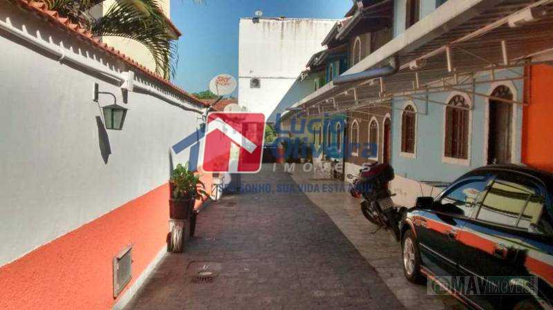 19-Garagem parqueamento - Casa em Condominio À Venda - Bento Ribeiro - Rio de Janeiro - RJ - VPCN20025 - 23