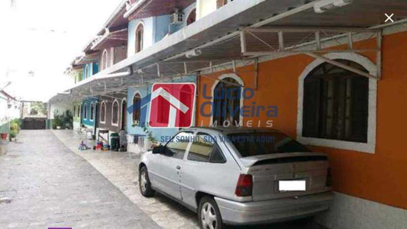 20-Vista  garagem - Casa em Condominio À Venda - Bento Ribeiro - Rio de Janeiro - RJ - VPCN20025 - 24