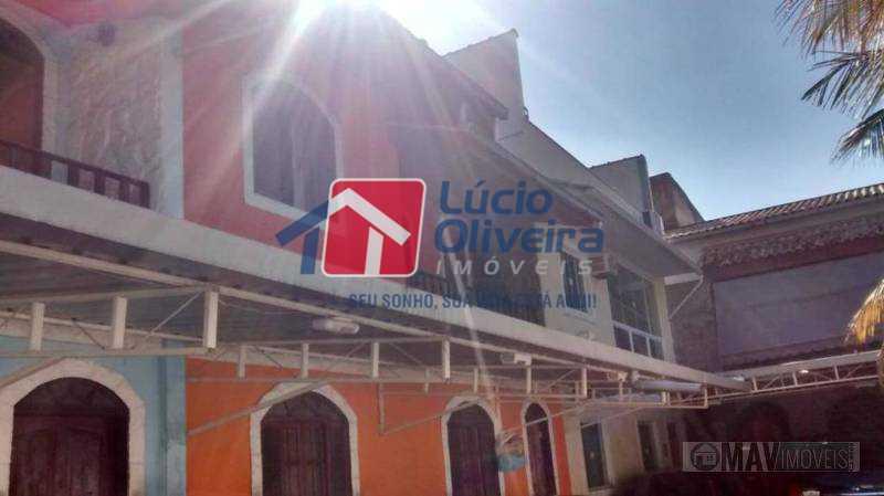 21-Vista interna Vila - Casa em Condominio À Venda - Bento Ribeiro - Rio de Janeiro - RJ - VPCN20025 - 1