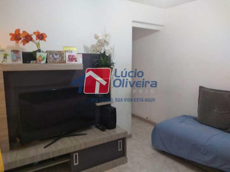 1 sala. - Apartamento à venda Rua Carbonita,Braz de Pina, Rio de Janeiro - R$ 135.000 - VPAP21189 - 1