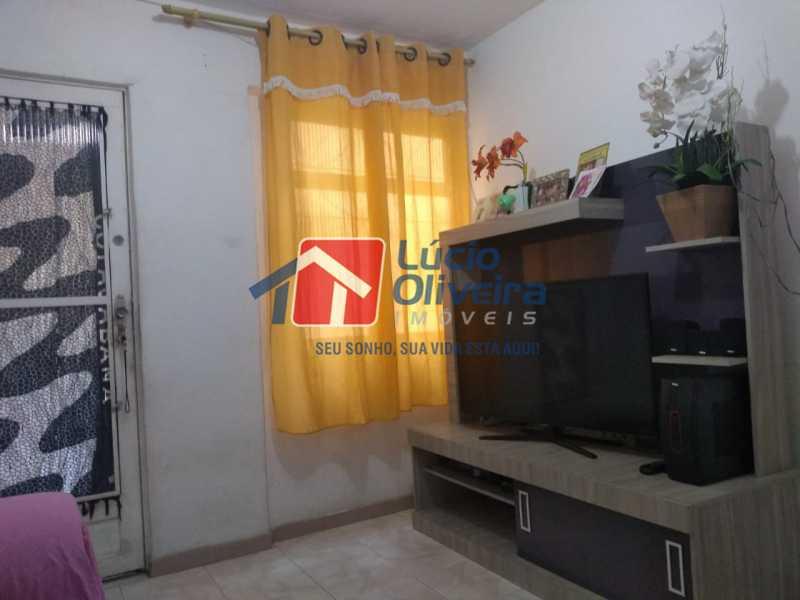 2 sala. - Apartamento à venda Rua Carbonita,Braz de Pina, Rio de Janeiro - R$ 135.000 - VPAP21189 - 3
